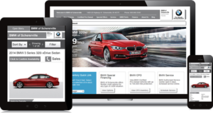 responsive dealership websites