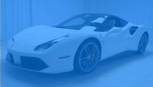 AutoUpLink Vehicle Photos – Ferrari 458 Blue