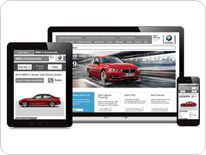 Responsive Dealer Websites