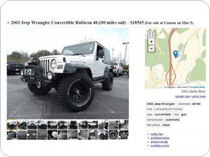 Craigslist Vehicle Ad Posting (1)
